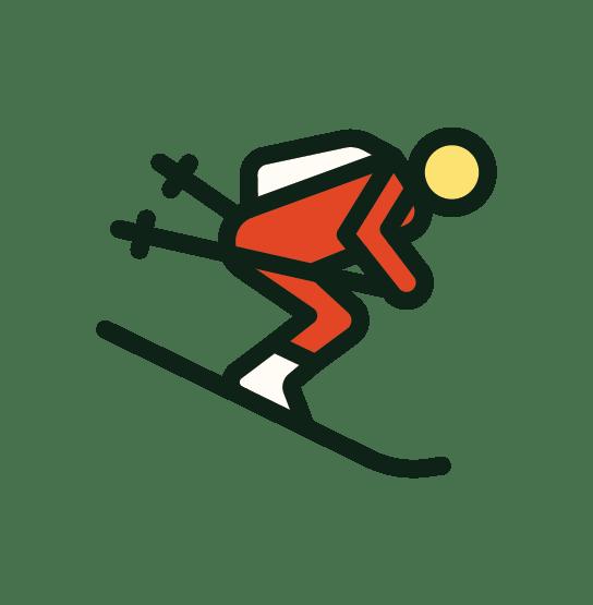 H6 Backcountry Skiing