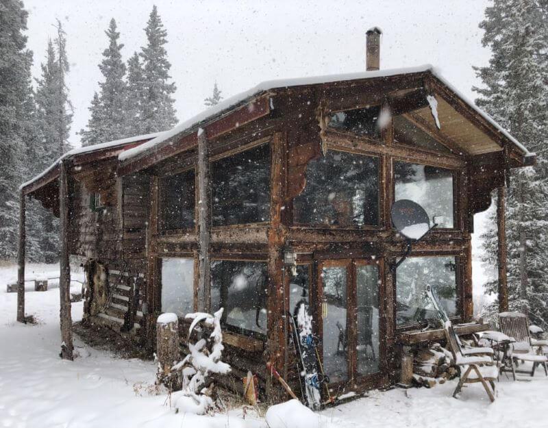 AIARE 1 Hut Based