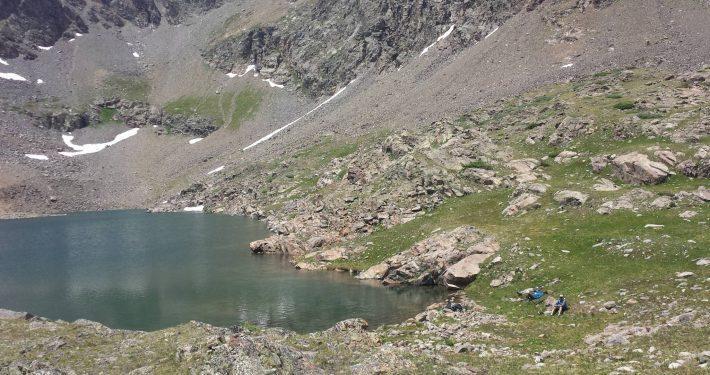 Alpine Lake Hikes - Chihuahua Lake