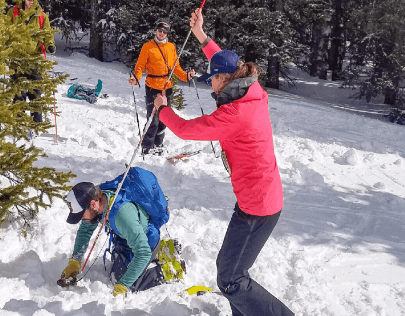 Backcountry Education Avalanche Courses