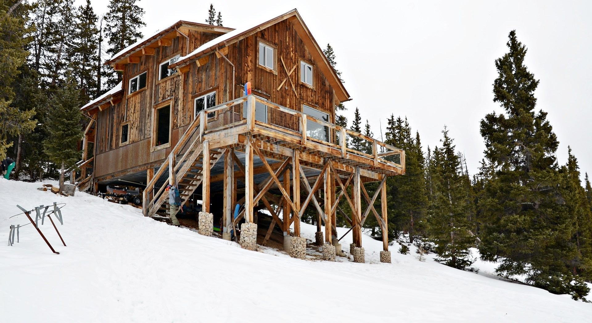 Backcountry Huts - Anna's Cabin