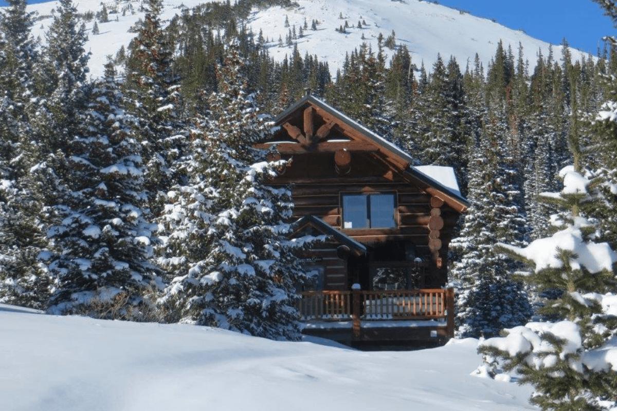 Backcountry Huts - Francies Cabin