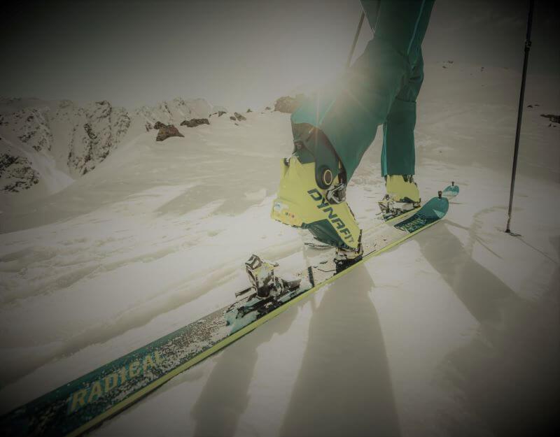 Backcountry Skiing and Splitboarding