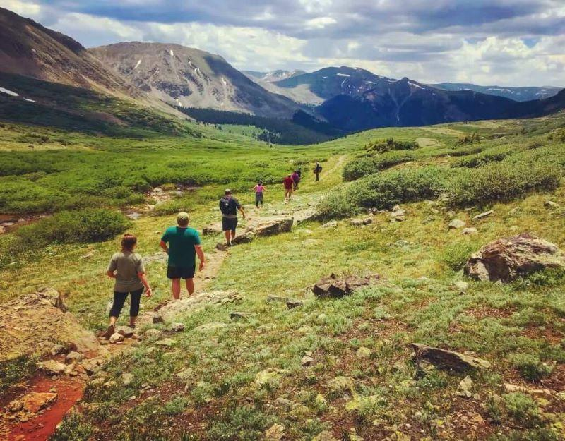 Guided Hiking Trips in Colorado