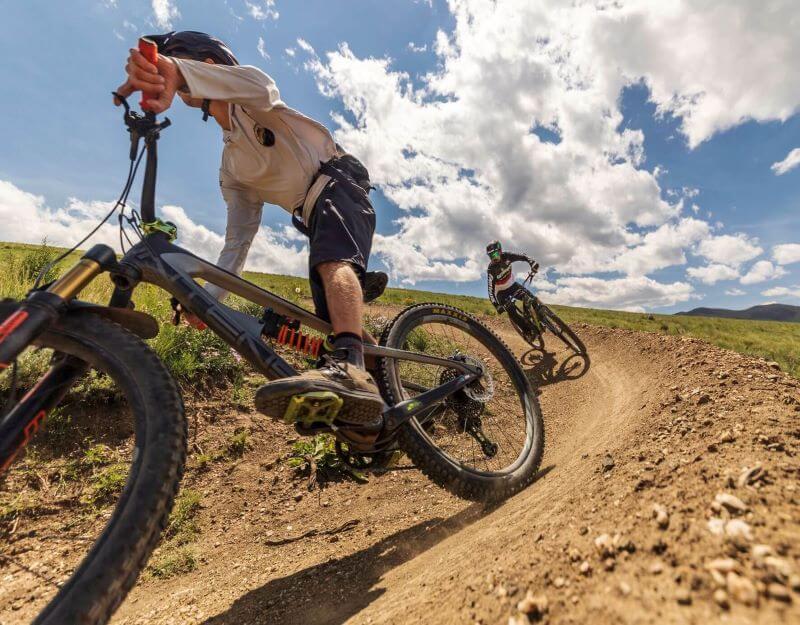 Guided Mountain Biking Trips in Colorado