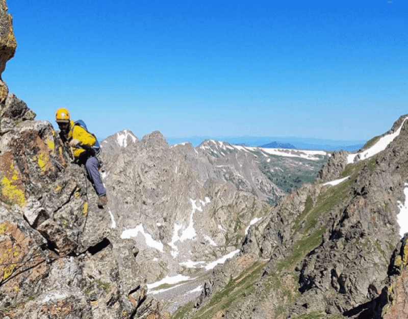 Guided Mountaineering Tours in Colorado