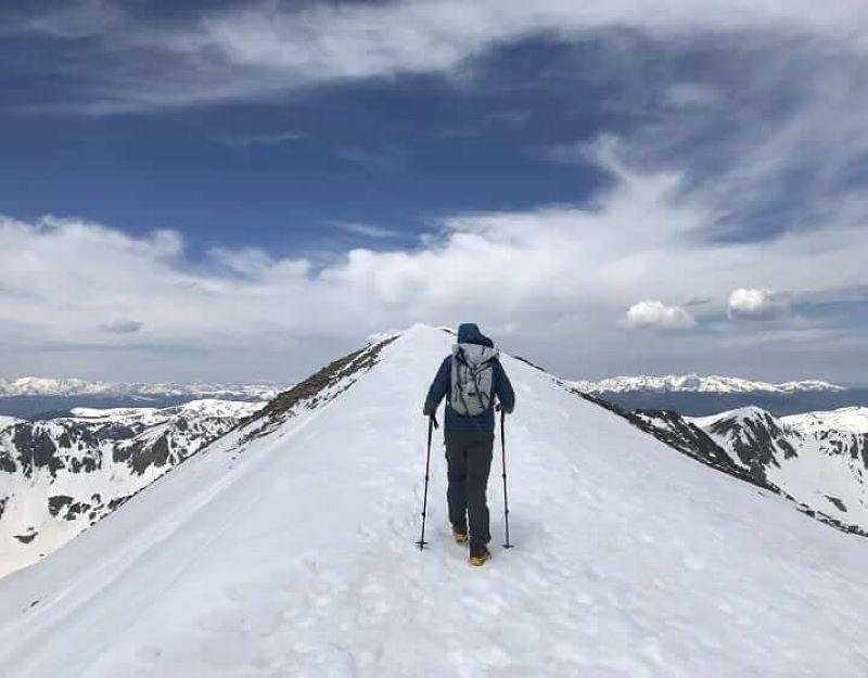 Guided Winter Peak Ascent Tours