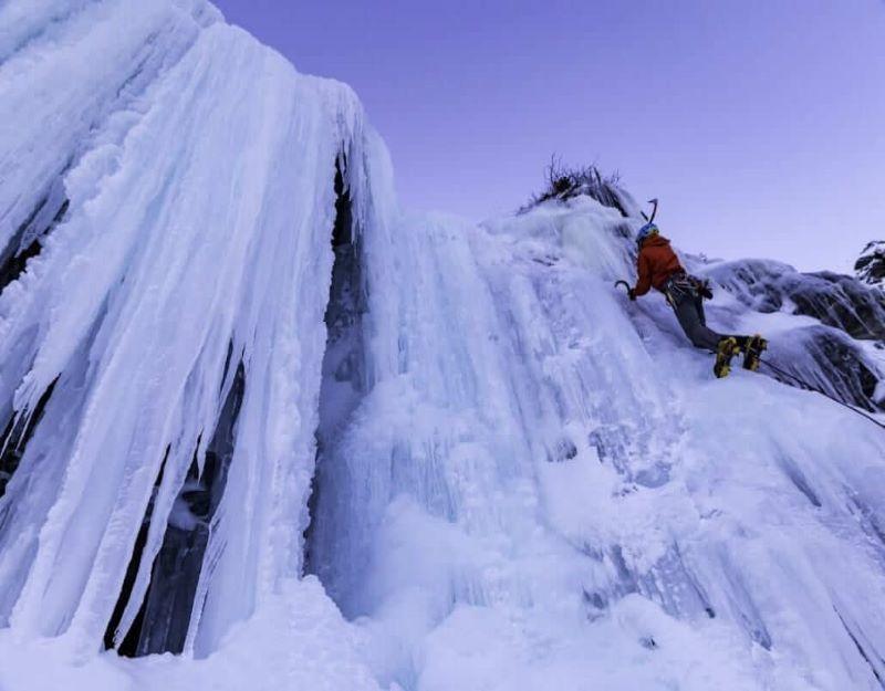 Ice Climbing Tours in Colorado