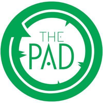 The Pad Logo Large
