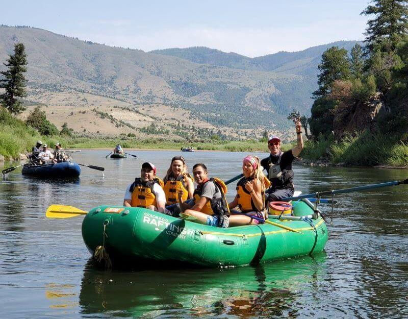 Whitewater Rafting Trips in Colorado